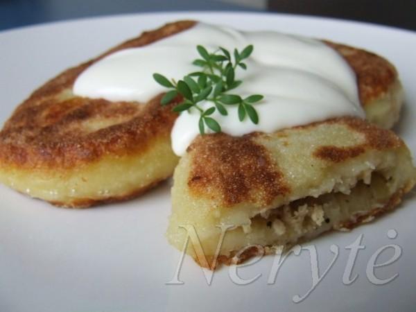 Žemaitiški blynai - Bulvių patiekalai | Neringos blogas