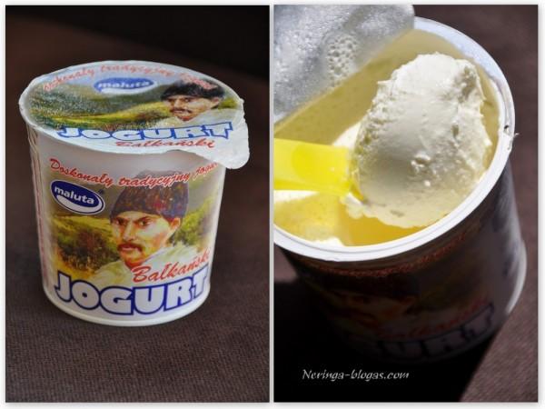 Balkanski jogurtas