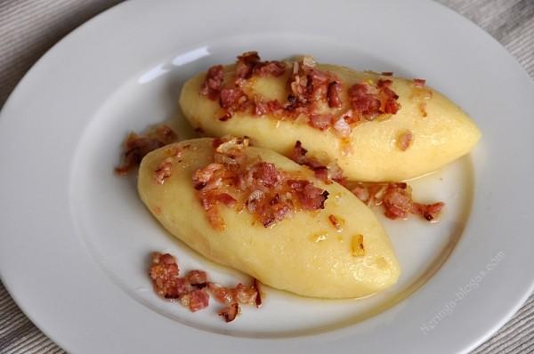 virtu bulviu cepelinai