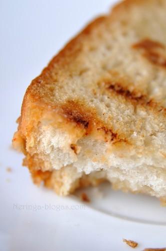 skrudinta duona