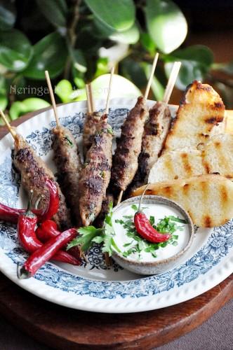 kebabai (Shish kebab)