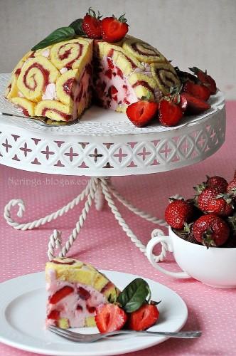braskiu tortas