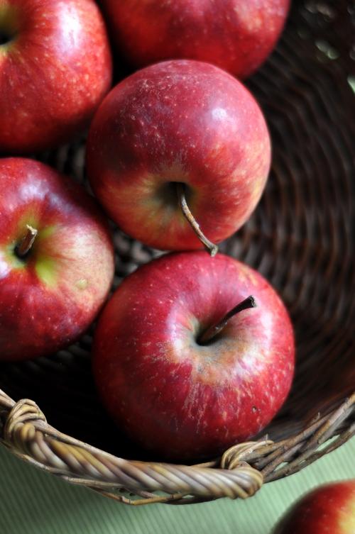 obuoliukai - rubin