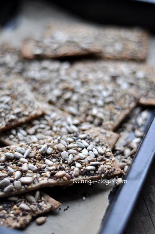 sveikuoliska duonele - traskuciai