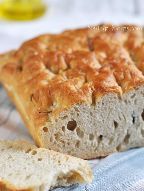 focaccia duonele I