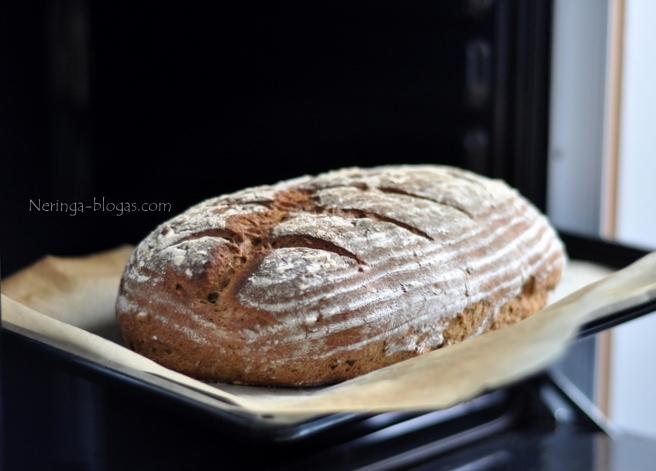 juoda duona