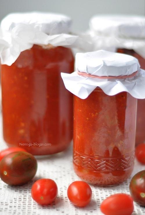 pomidoru padazas