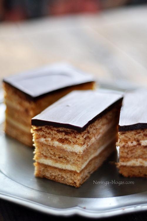 stefanka, medaus tortas