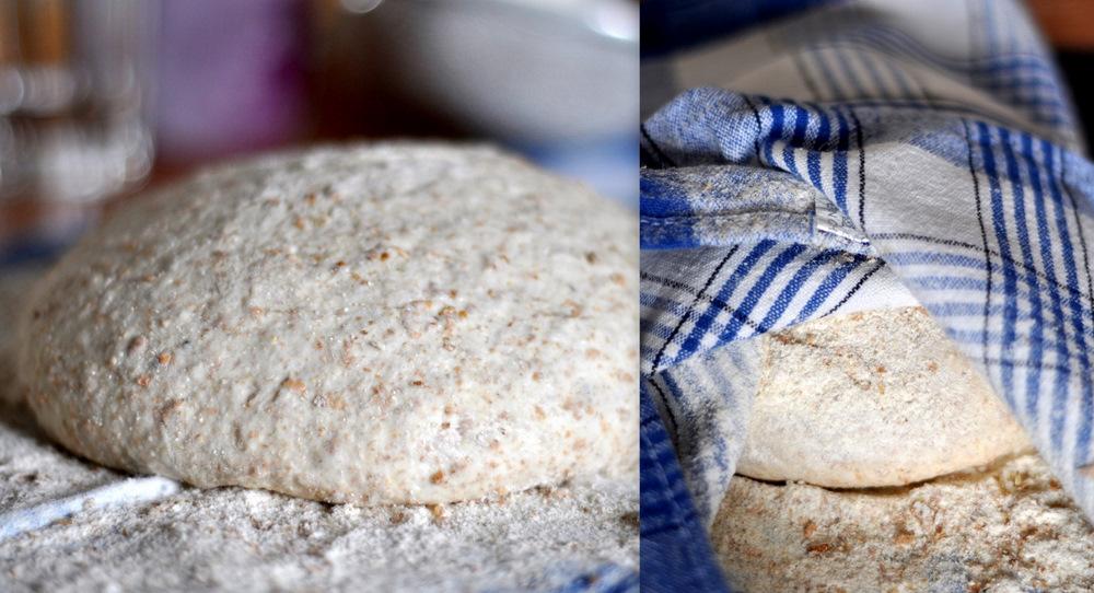 duona be minkymo
