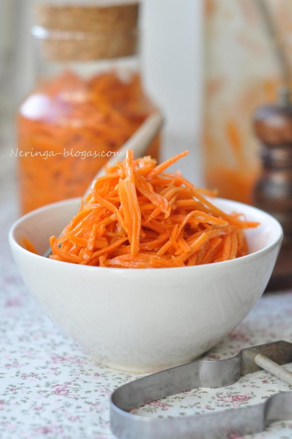 korejietiskos morkytes