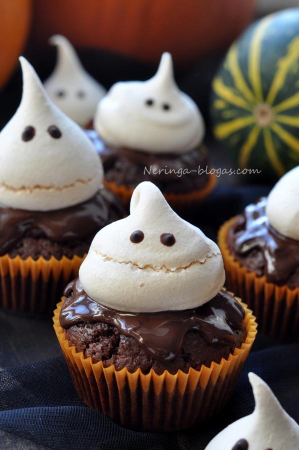 halloweeno keksiukai