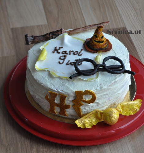 tortas harry potter