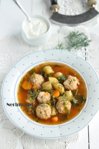 Balandeliu sriuba (1)